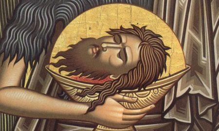 Денеска е Отсекување на главата на Св. Јован Крстител