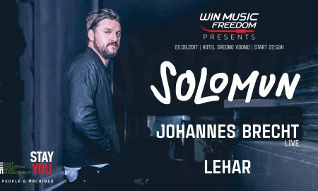 Светскиот супер стар диџеј Solomun ќе настапува во петок на Средно Водно