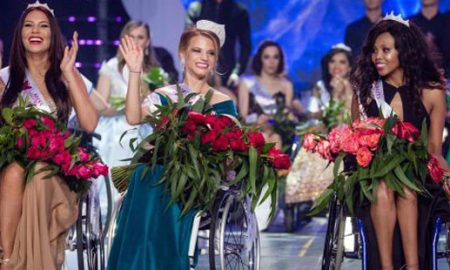 Белорусинка е првата светска Мис во инвалидска количка