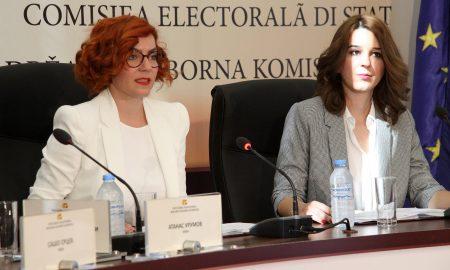 МОСТ до 17 часот регистрирал неправилности на 16 од 3.480 избирачки места