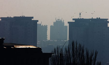 Загаден воздухот во Скопје, од попладне се очекува расчистување