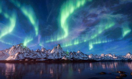 Пет идеални места за набљудување на поларната светлина (ФОТО)