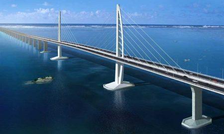 НОВО СВЕТСКО ЧУДО ВО КИНА: Мост долг 55 километри (ВИДЕО)