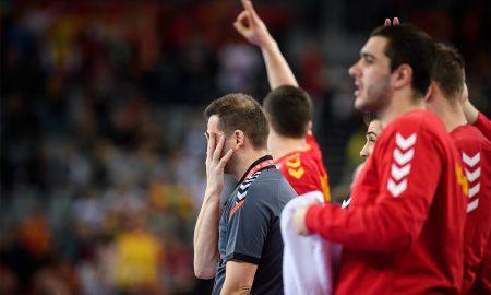 Прв пораз за Македонија на ракометното ЕП