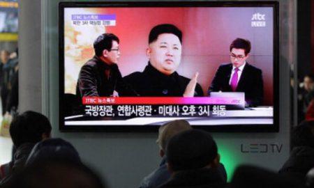 На ТВ екраните во Северна Кореја ниту една снимка од ЗОИ