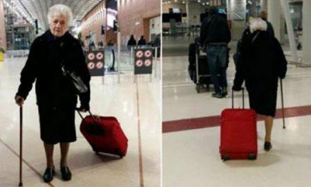 Баба на 93 години замина во Кенија да волонтира