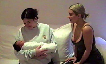 Крај на неизвесноста - Кајли Џенер стана мајка (ВИДЕО)