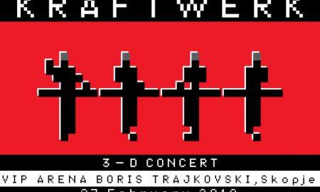 Утре со концертот на легендарните КРАФТВЕРК почнува 20-тиот ТАКСИРАТ!