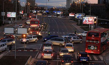 Посебен сообраќаен режим за Велигден во Центар, Ѓорче Петров и Аеродром
