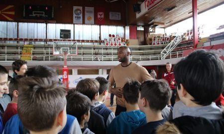 ИНТЕРВЈУ: Маркус Гинјард, еден од најдобрите кошаркари во Македонија ужива во Скопје од Че кафе до Градски парк