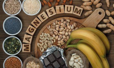 Ако сте често нервозни, можеби имате недостаток на магнезиум