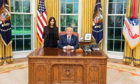 Трамп на состанок со Ким Кардашијан во Овалната соба