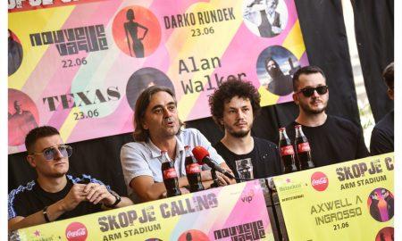 """Од 21 до 24 јуни - """"Скопје колинг"""" по трет пат!"""