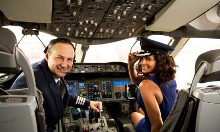 Пилотите за магијата на својата работа: Летањето е слобода