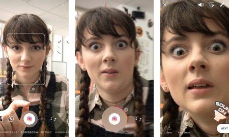 """Instagram Stories"" веќе поддржува шест нови ""Суперзум"" ефекти на камерата"