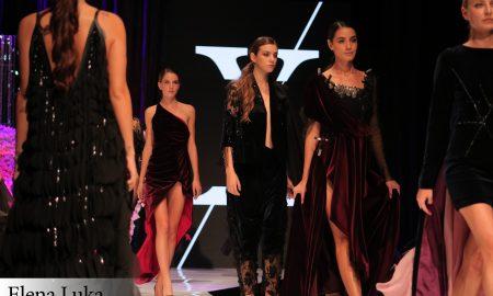 """Спектакуларно модно шоу на Елена Лука на """"Софија фешн вик"""""""