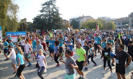 """""""Skopje Run 10K"""" го исполни Скопје со позитивна енергија (ФОТО)"""